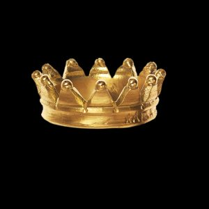 Coroncina in Oro